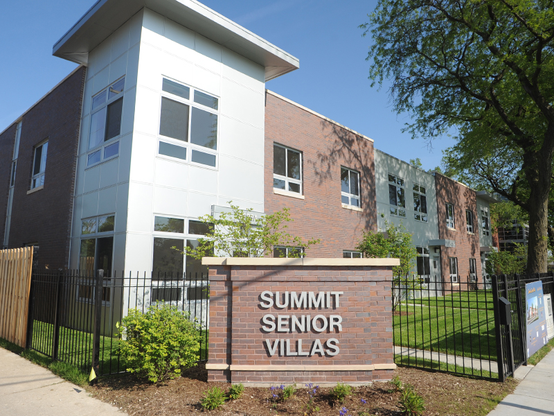 Summit Senior Villas